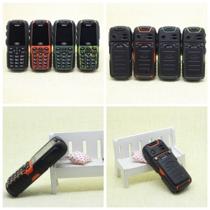 Mini land rover mobile phone with Bluetooth Dual sim card (GSM)