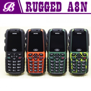 Mini Land Rover Rugged Mobile Phone with Bluetooth Dual Sim Card (GSM)