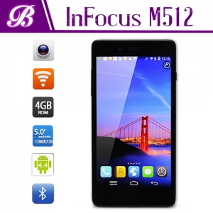 New 4G Android Smart Phone with WIFI GPS BT 1G+4G 1280*720 HD Screen