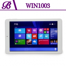 China 10.1inch BAYTRAIL-T Z3735G Chipset 1280 * 800 IPS 1G + 16G Front Camera 0.3MP Rear Camera 2.0MP OGS Tablet PC Win1003 factory