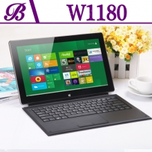 China 11.6 inch Intel Ivy Bridge Celeron 2G 32G 1366 * 768 Front 1.0MP and  Rear 2.0MP Camera Tablet PC W1180 factory