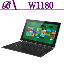 China 11.6 inch Intel Ivy Bridge Celeron 2G 32G 1366 * 768 Front 1.0MP and  Rear  2.0MP Camera  Windows Tablet PC W1180 factory