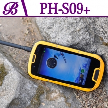 China 1G + 4G 960 * 540 QHD IPS Screen Bluetooth WIFI GPS NFC 4 inch Tough Rugged 3G Android Smartphone S09 + factory