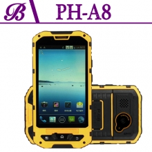 China 4.1inch Waterproof Phone 512MB + 4G Front 0.3M Rear 5.0M 480*800 Screen factory