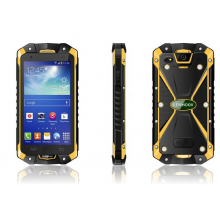 China 4.5 inch MTK6582 Quad Core 1G + 4G  540 * 960 Front Camera 2.0MP Rear Camera 8.0MP NFC Rugged Phone RMQ4501 factory