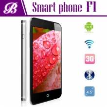 "China 4.5"" NFC SMART PHONE WITH WIFI BT ANDROID 4.1 factory"