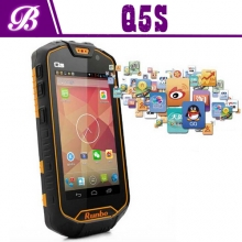 "China 4.5"" Rugged phone 1280*720 IPS 1G+8G front 2.0M real 8.0M With PTT factory"