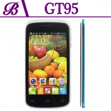 China 4inch MTK6572 512MB 4G 800*480 Front Camera 1.3MP Rear Camera 5.0MP With 3G GPS WIFI Bluetooth  Dual Core  Smart Phone factory