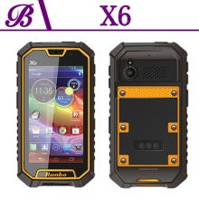 China 5 Inch Quad Core MTK6589T 2 + 32G  Camera  Front 1.3M Rear 13.0M 1980 * 1080P Supports NFC GPS WIFI BT  Waterproof Cell Phone factory