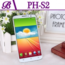 China 5 inch 960 * 540 QHD 1G + 8G Front Camera 2.0MP and  Rear Camera 8.0MP With GPS 3G WIFI Bluetooth  Android Smartphone  S2 factory