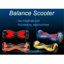 China 6.5inch Dual Core CPU Double Gyroscope New  Design  Two wheeled Balance Scooter factory