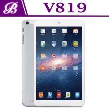 La fábrica de China 7.9inch 1024 * 768 + 1G 16G A31S Quad core tablet pc 3800mah