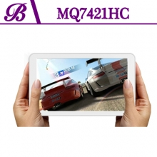 China 7inch 1024 * 600 TN 512MB + 4G Battery 2000 mAh Front Camera 0.3MP Rear Camera 2.0MP China 3G Android Tablet PC Developers MQ7421HC factory