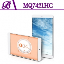La fábrica de China 7inch cámara frontal 0.3MP Cámara trasera 2.0MP 1024 * 600 TN 512 + 4G batería 2000 mAh de China 3G Android Tablet PC Desarrolladores MQ7421HC