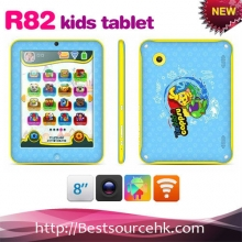 China 8inch Dual Core Kids Tablet PC Adorable Tablet with Special Kids Software HD Screen with OTG factory