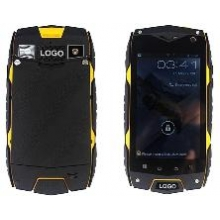 China A18 waterproof dustproof shockproof Dual core phone with GPS WIFI Bluetooth factory