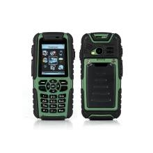 China A85 waterproof dustproof shockproof phone for MTK 6235 Single GSM Sim 2inch screen wifi bluetooth factory