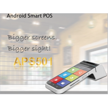 "China APS501 5"" Ttouch Screen Android Smart POS factory"