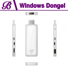 China Andriod and Windows8.1 Dual Systems Quad Core Intel Dongle factory