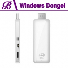 La fábrica de China Dual Sistemas Andriod y Windows8.1 Quad Core de Windows Dongle