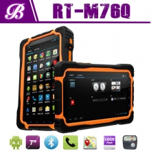 "China Android 4.2 NFC rugged tablet PC 7""inch nand flash 16gb Quad Core tablet with GPS 3G 1024*768pixels factory"