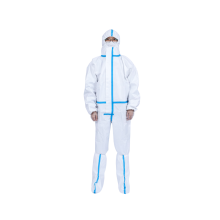 China Aseptic medical disposable protective clothing factory