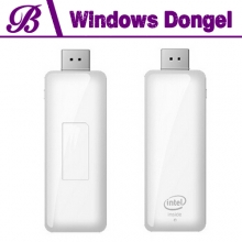 La fábrica de China Bay Trail-T Z3735F Quad Core 2G Apoyo Andriod y Windows8.1 OS Intel Dongle