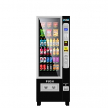 China Bill and Coin Self-Help Vending Machine factory