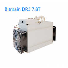 China Bitmain DCR Coins 7.8T Hash Rate Asic Miner DR3-Fabrik