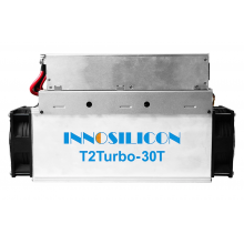 China Blockchain Innosilicon Antminer T2T-30T ASIC SHA256 T2Turbo Bitcoin BTC miner factory