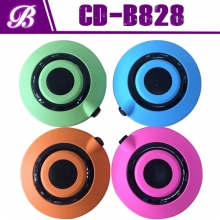 中国CD-828 0.3 Mega Pixels H.264 Driving Recorder Bluetooth Speaker with Bluetooth Hands-free Viewing Angle of 90 Degrees工厂