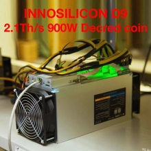 China INNOSILICON ASIC Chip D9 Decred Miner 2.1Th/s  Blake256 Mining Machine-Fabrik