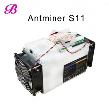 China Innosilicon S11 Hash Rate 3.83Th/s SiaMaster Miner Machine-Fabrik