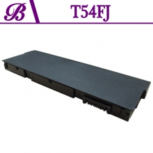 China Latitude E6420 Series T54FJ  9 Voltage 11.1V Capacity 6600mAh / Wh 460g Black Cheap Price! Laptop Battery factory