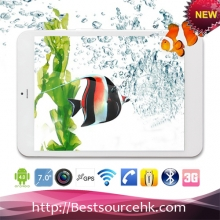 China M78Q Android 4.2 GPS 3G Wifi MTK8389 Quadcore 7.85inch Tablet PC factory
