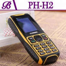 China MTK6250A 2 Inch 2G 64 + 64MB 240 * 320 Camera R ear 0.3M  MP3 MP4 FM BT Outdoor Phone factory