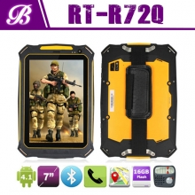 China New smart  rugged tablet pc  Android 4.2 MSM8625Q Quad Core 1280*800 IPS 1G+8G factory