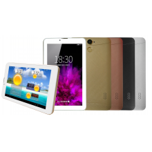 "La fábrica de China OEM/ODM Tablet PC 7"" MTK8321 Quad Core 1024*600 IPS 1GB 8GB Android 4.4 GPS 3G Calling Tablet PC MQ746"