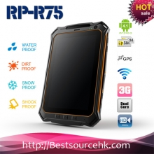 China RK3066 Dual core optional SGX540 Ultra rugged phone with wifi bluetooth 3G  GPS factory