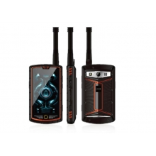 "China 4.0"" MTK6753 Octa Core 3G 32G Walkie Talkie NFC CDMA EVDO 4G LTE Rugged Smart Phone factory"