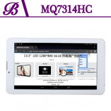 China Vaptop Tablet PC Supplier in China  Front Camera 0.3MP Rear Camera 2.0MP 7inch 512 + 4G 1024 * 600 TN MQ7314HC factory
