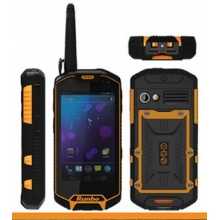 China X5+  4.5inch MTK 6577 Dual Core  rugged phone factory