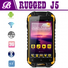 China J5 Rugged phone 4.5inch with GPS WIFI  Android 4.2 BT factory