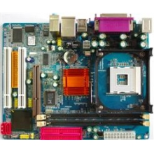 China low price 845 V140 PC Motherboard factory