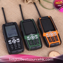 China new  L8  rugged phone MTK 6250A 2.4 inch  320*240 pixels waterproof dustproof  shakeproof factory