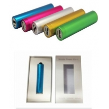 La fábrica de China smart phone &USB devices Hot sell power bank for 2200mAh