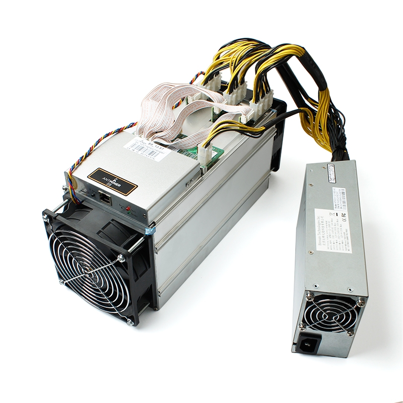2017 Fast Delivery New ASIC Chip Mining Machine Antminer S9 14TH/s